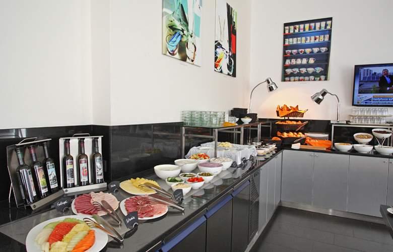 Exe Hotel Klee Berlin - Restaurant - 17