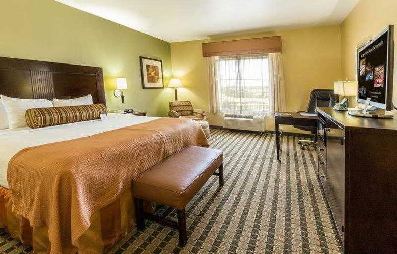 Best Western Plus Duncanville/Dallas - Hotel - 11