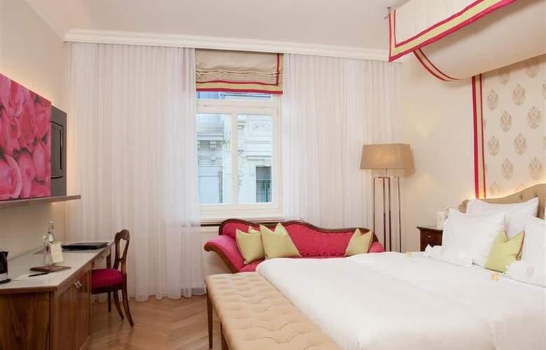 Kaiserhof Wien - Room - 105