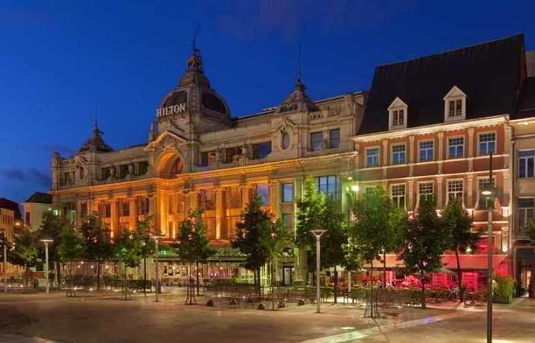 Hilton Antwerp - Hotel - 0