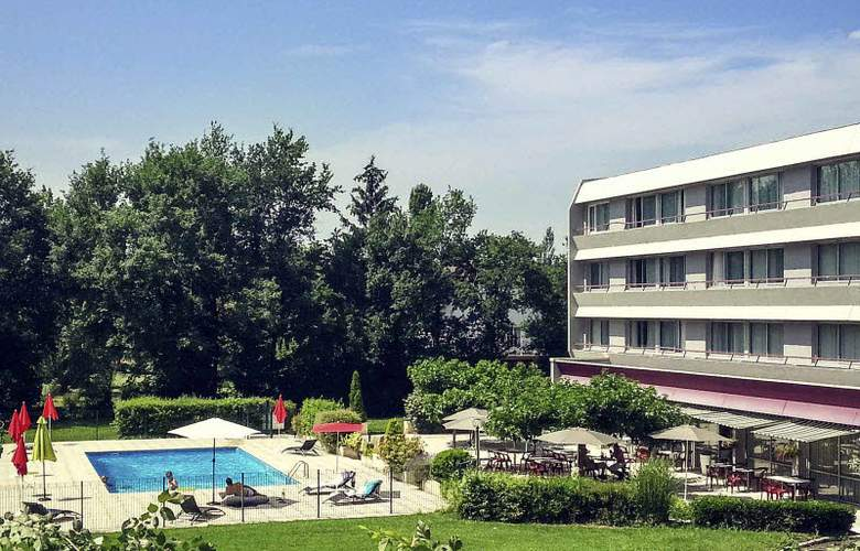 Mercure Brive - Hotel - 0