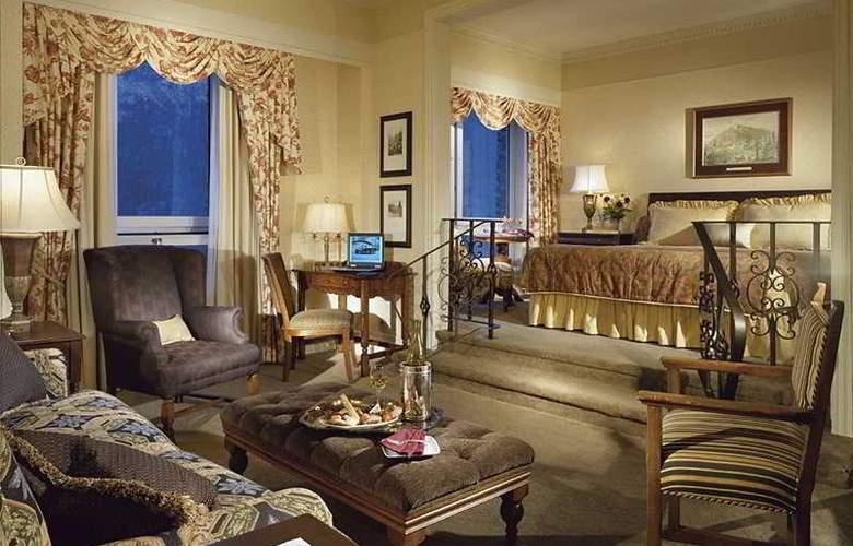 The Fairmont Banff Springs - Room - 6