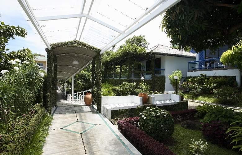 Kantary Bay Hotel Phuket - Terrace - 9