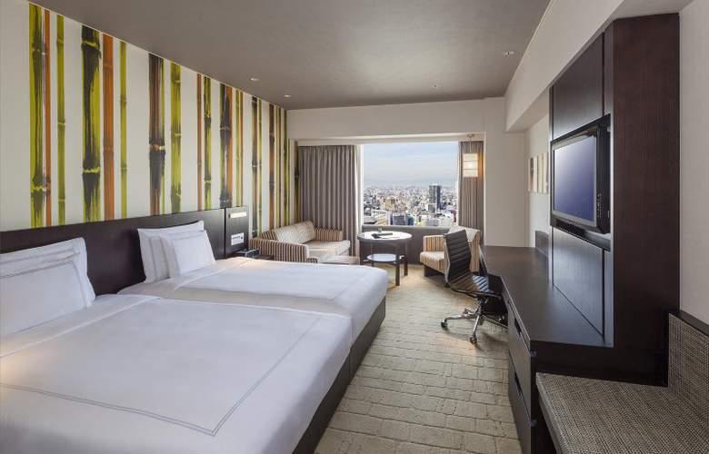 Swissotel Nankai Osaka - Room - 14