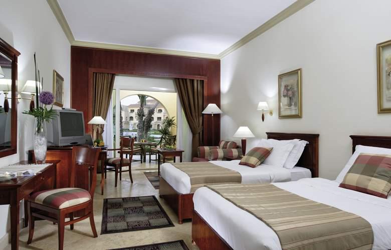 Movenpick Cairo Media City - Room - 8