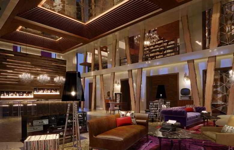 Hotel Indigo Bangkok Wireless Road - Restaurant - 5