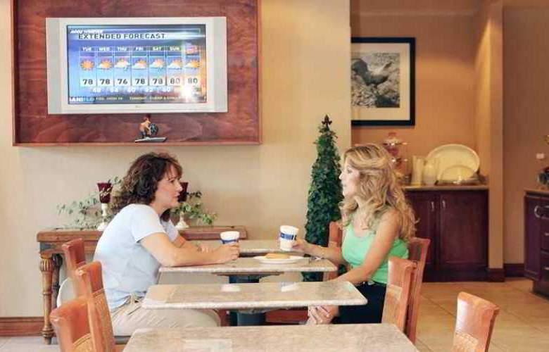 Hampton Inn Pine Grove - Hotel - 5