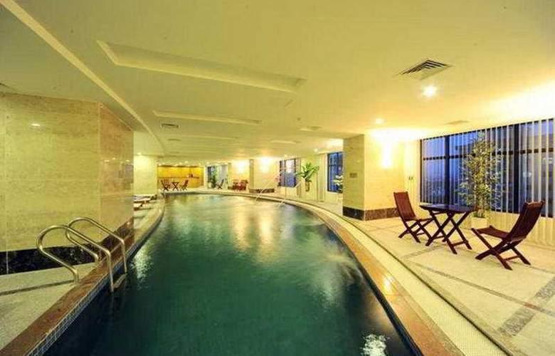 Muong Thanh Hanoi Hotel - Pool - 4