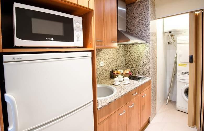 Sata Apartamentos Park Guell Área - Room - 5