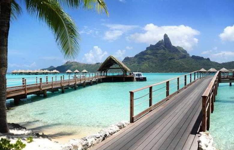 Le Meridien Bora Bora - Hotel - 16