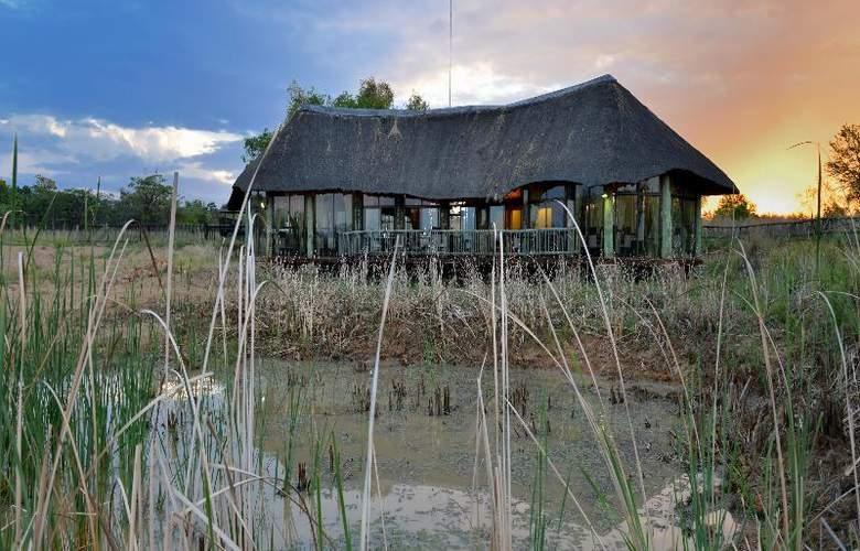 Mabula Game Lodge - Restaurant - 21