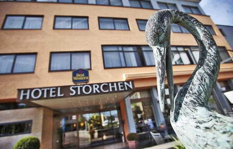 Storchen Schonenwerd - Hotel - 0