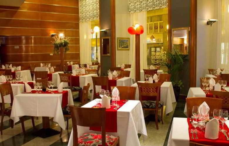 Dubrovnik Zagreb - Restaurant - 15