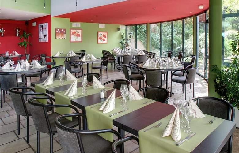 Best Western Hotel Golf D'Albon - Restaurant - 21