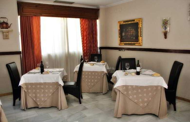 Doña Carmela Sercotel - Restaurant - 8