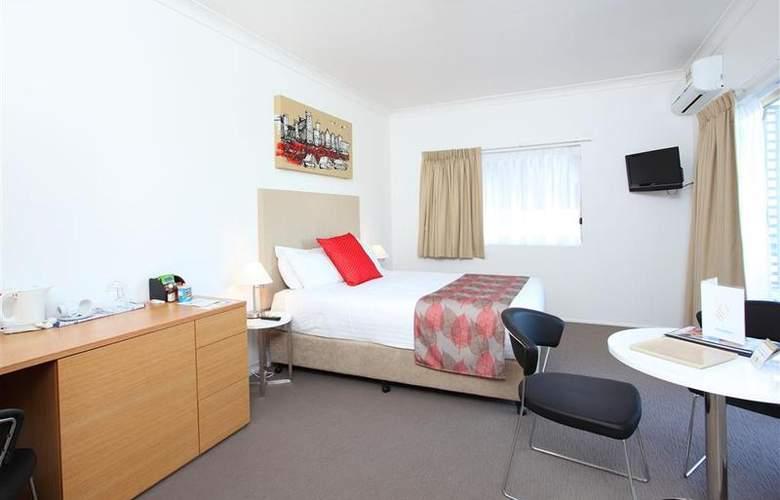 Best Western The Gregory Terrace Brisbane - Room - 28