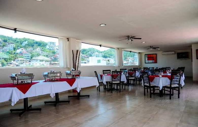 Portonovo Plaza - Restaurant - 21