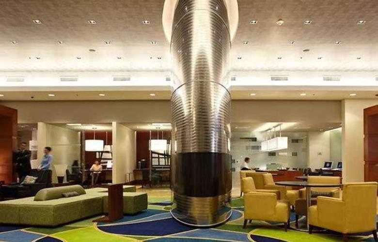 Montreal Airport Marriott Hotel - Hotel - 9