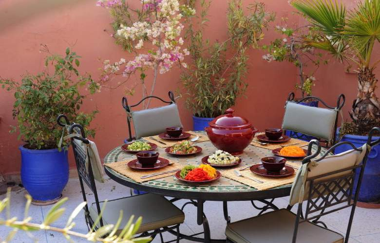 Riad Shaden - Terrace - 22