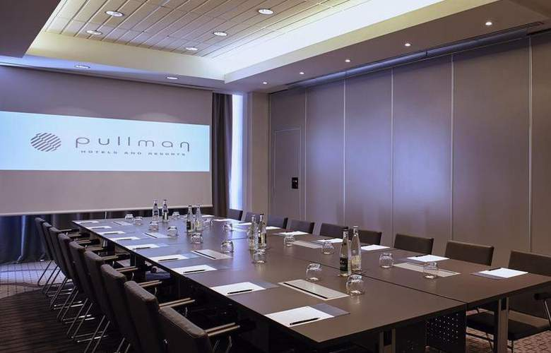 Pullman Toulouse Centre - Hotel - 49