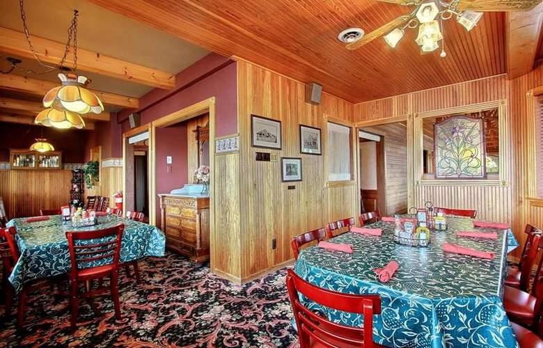Best Western Greenfield Inn - Restaurant - 85