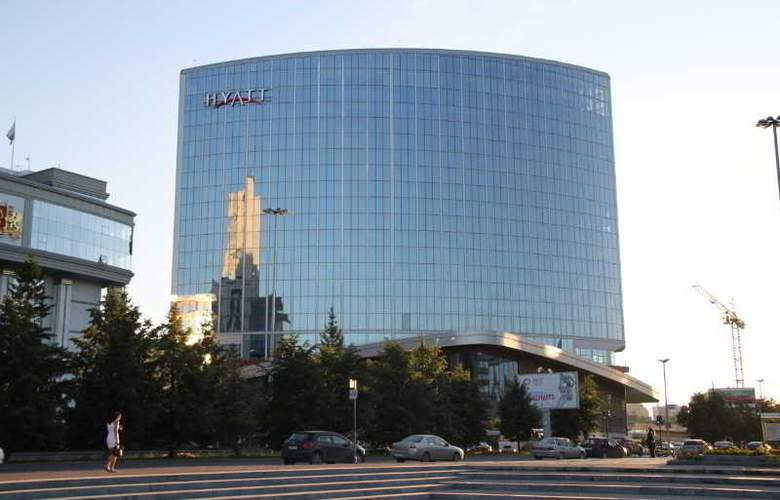Hyatt Regency Ekaterinburg - Hotel - 5