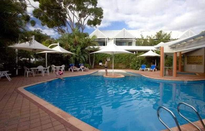 Broadwater Resort Apartments Como - Pool - 3