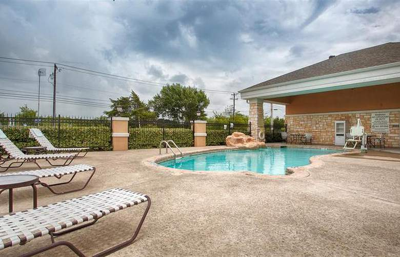Best Western Plus Christopher Inn & Suites - Pool - 181