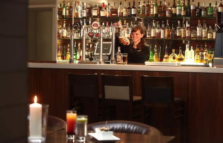 Best Western Bruntsfield Hotel - Bar - 114