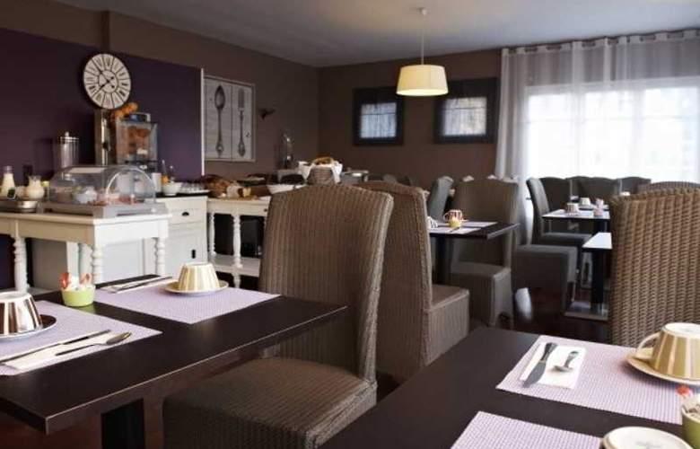 Kastel Relais Thalasso&Spa - Restaurant - 2