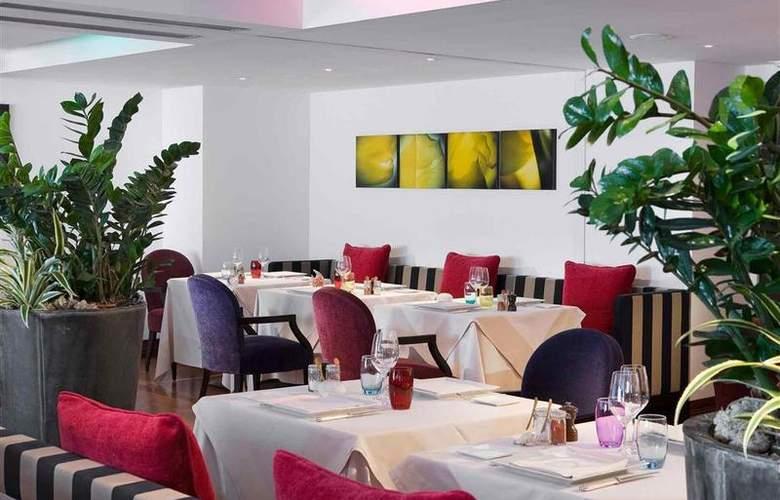 Sofitel Biarritz le Miramar Thalassa Sea & Spa - Restaurant - 64