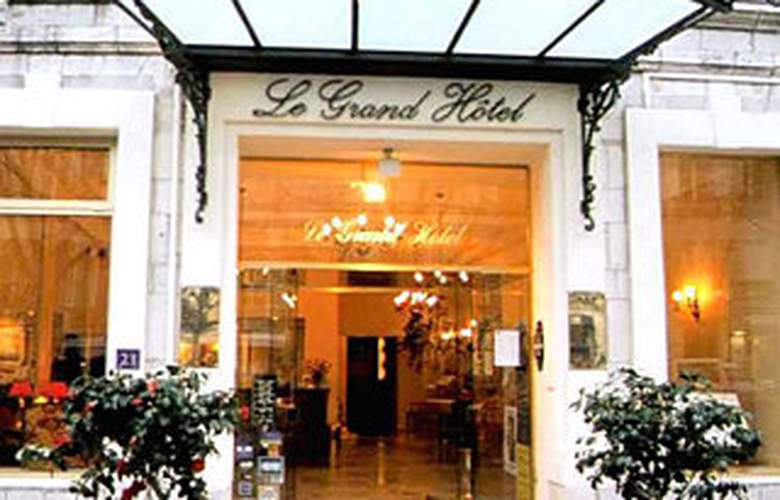Mercure Bayonne Centre Le Grand Hotel - General - 1