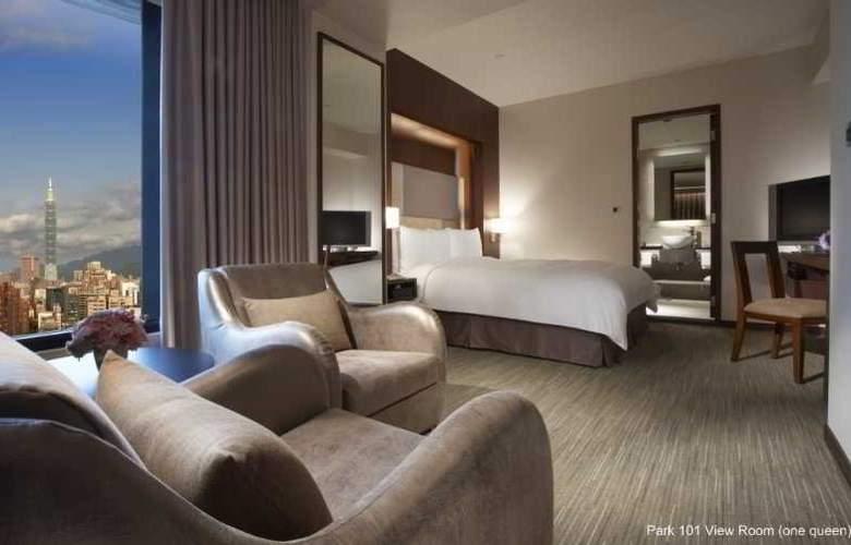 Park Taipei - Room - 5