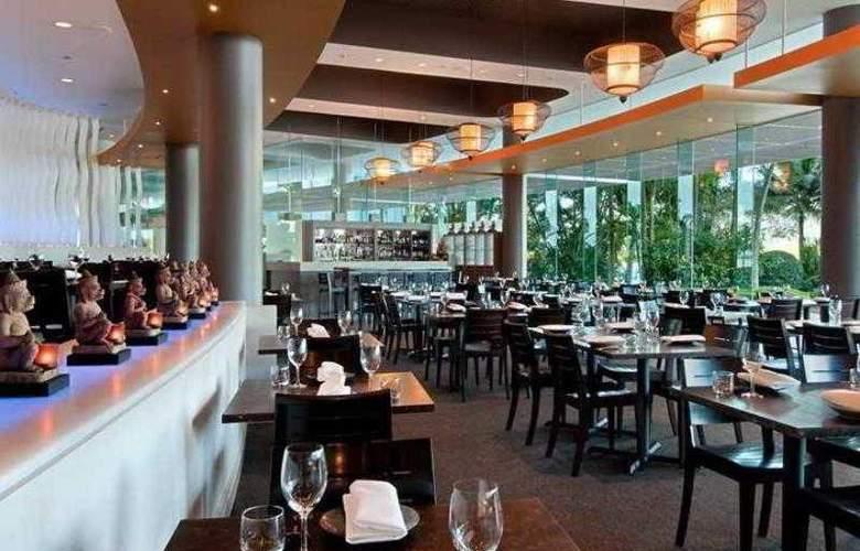 Hilton Cairns Hotel - Restaurant - 16