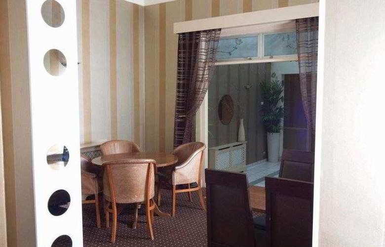 Best Western Cumberland - Hotel - 85