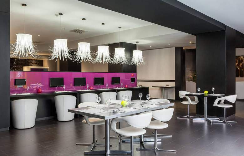 Ilunion Bel Art - Restaurant - 14