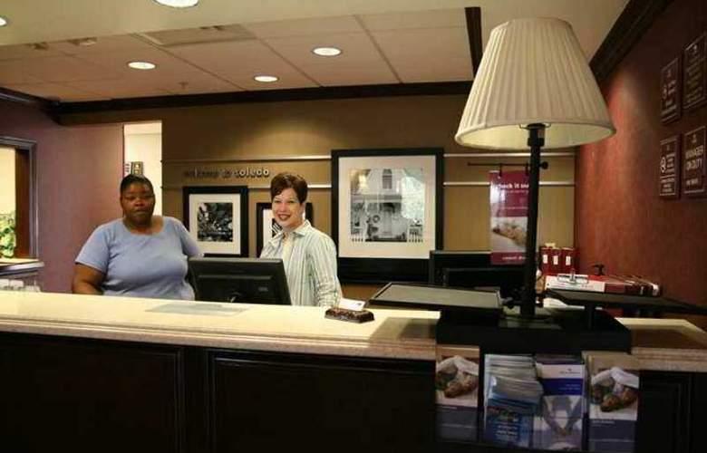 Hampton Inn & Suites Toledo-North - Hotel - 0
