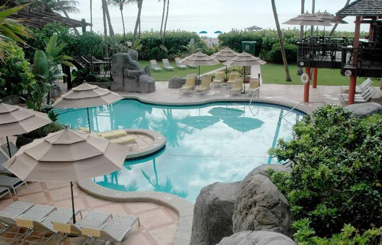 Alexander All Suite Oceanfront - Pool - 4