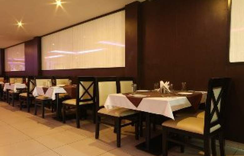 Mango Suites Brilliance - Restaurant - 3