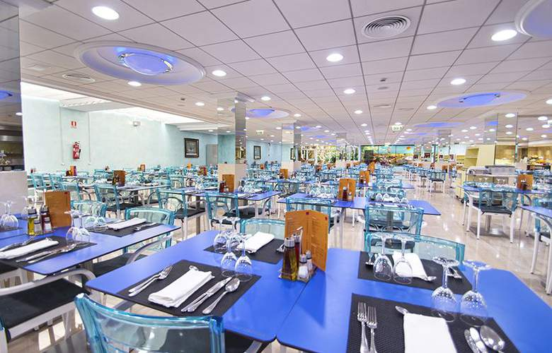 Servigroup Diplomatic - Restaurant - 23