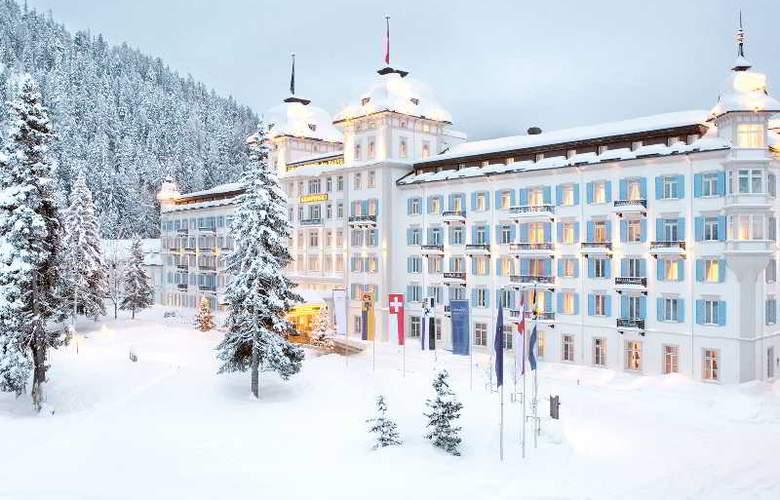 Kempinski Grand Hotel des Bains - Hotel - 10