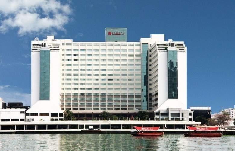 Ramada Plaza Menam Riverside Bangkok - General - 1