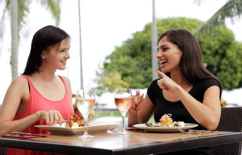 Rydges Tradewinds Resort Cairns - Restaurant - 9