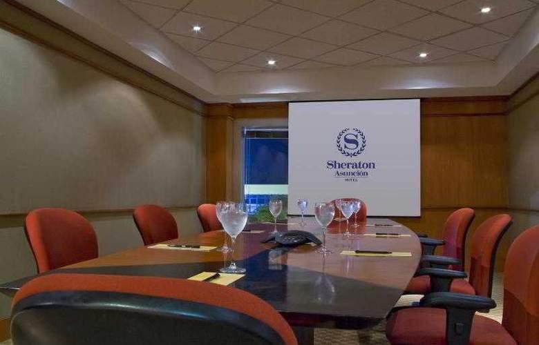 Sheraton Asuncion Hotel - Hotel - 12