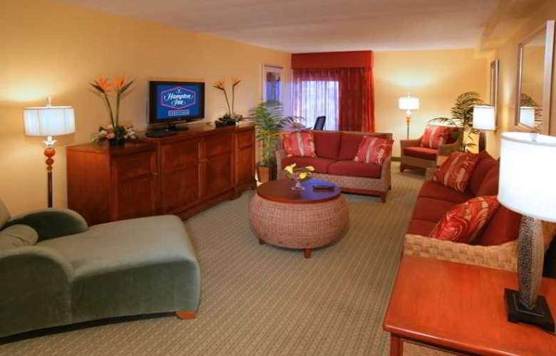Hampton Inn Tropicana - Room - 17
