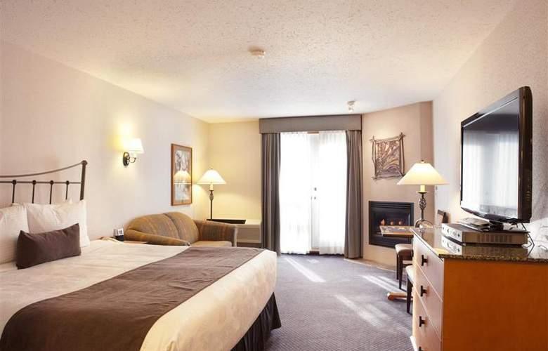 Best Western Plus Pocaterra Inn - Room - 136