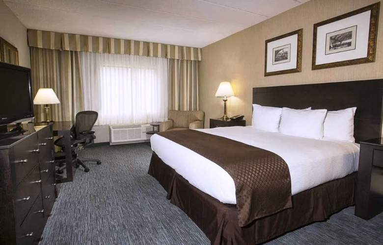 DoubleTree by Hilton Hotel Chicago Wood Dale - Room - 7