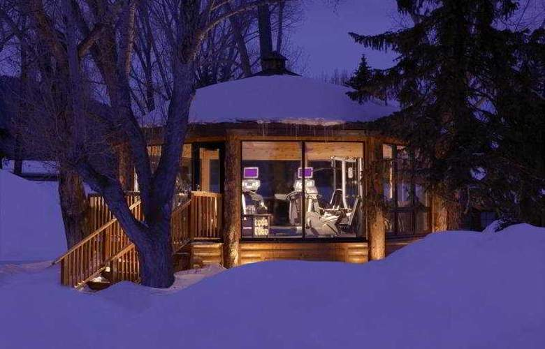Rustic Inn at Jackson Hole - Sport - 12
