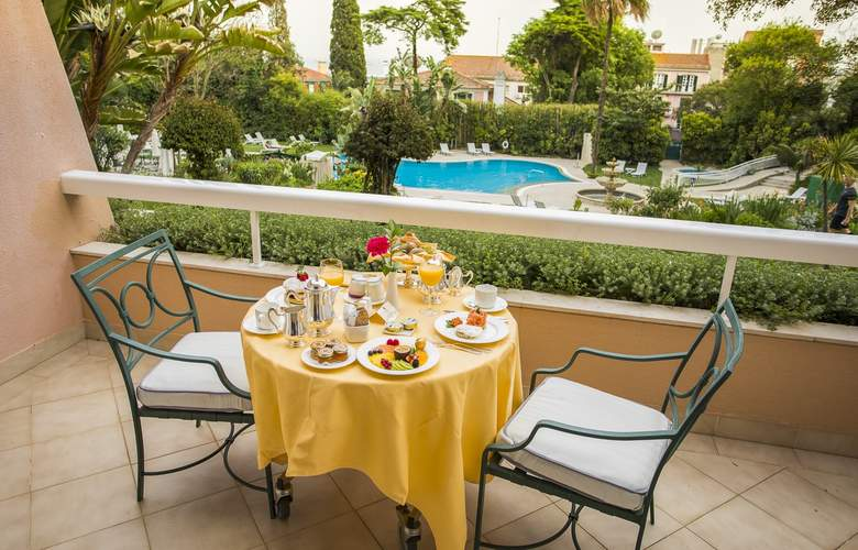 Olissippo Lapa Palace - The Leading Hotels of the World - Room - 10