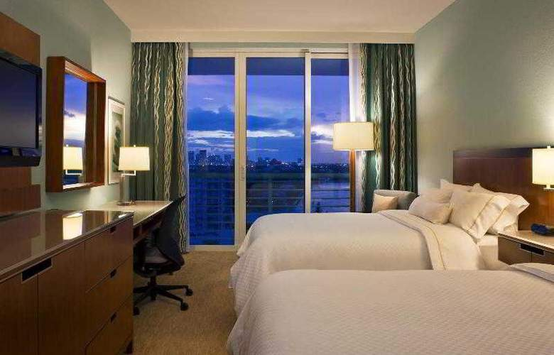 The Westin Fort Lauderdale Beach Resort - Hotel - 30